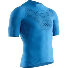 X-Bionic Twyce G2 Koszulka do biegania z krótkim rękawem Mężczyźni niebieski